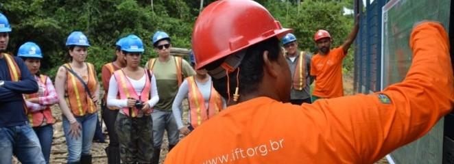 Curso teórico-prático: Intensivo em Certificação Florestal FSC(R) e Exploração de Impacto Reduzido