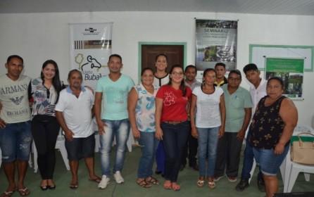 (Português do Brasil) Elaboração de contratos é tema de oficina com moradores da Resex Verde para Sempre
