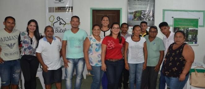 Elaboração de contratos é tema de oficina com moradores da Resex Verde para Sempre
