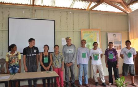 (Português do Brasil) Coopagri é o novo empreendimento florestal comunitário da Resex Ituxi