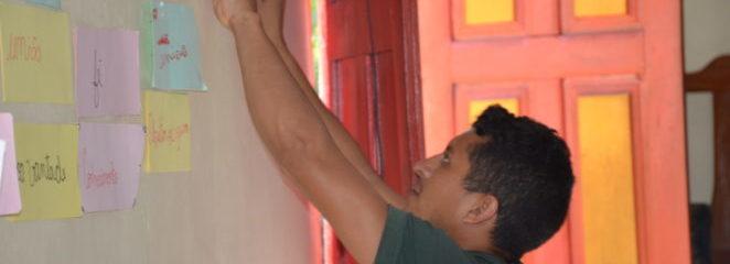 Cooperativismo é tema de oficina na comunidade Itapéua