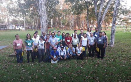 Encontro discute manejo florestal comunitário em áreas protegidas da Amazônia