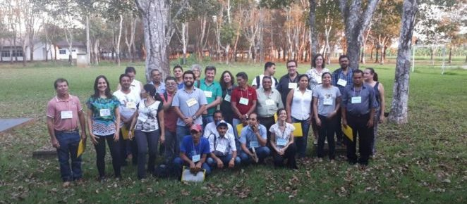 (Português do Brasil) Encontro discute manejo florestal comunitário em áreas protegidas da Amazônia