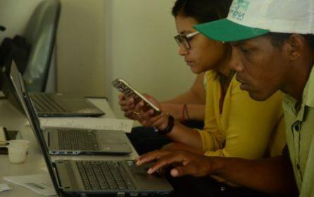 (Português do Brasil) Comunitários do Marajó aprendem sobre análise financeira simplificada de iniciativas florestais