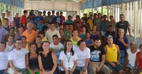 Caravana Florestas Comunitárias percorre Unidades de Conservação do Marajó e apresenta projeto Florestas Comunitárias