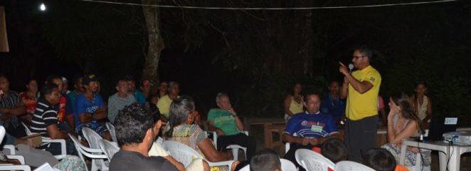 (Português do Brasil) Edital Ecoforte Extrativismo fortalece ações na Resex Ituxi, em Lábrea (AM)