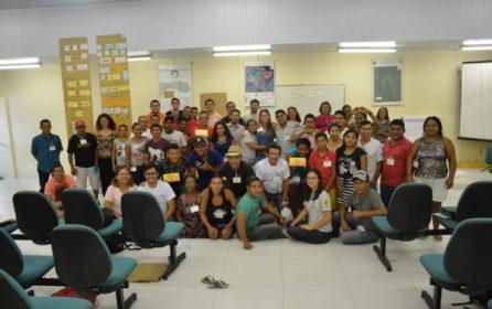 Oficina em Breves reúne agroextrativistas de três Unidades de Conservação do Marajó