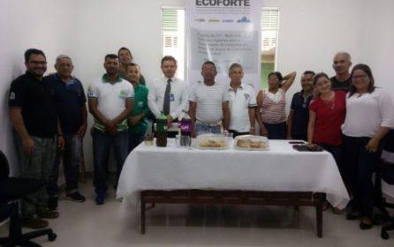 Apadrit realiza cerimônia de lançamento do Ecoforte – Castanha