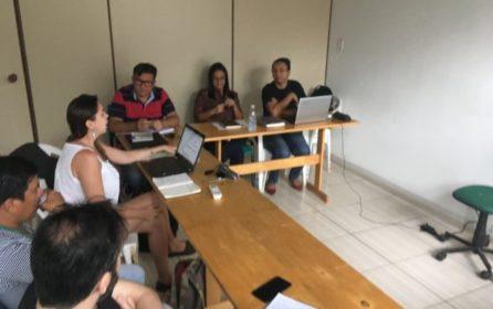 (Português do Brasil) Reunião em Breves define ações do GT do Manejo Florestal Comunitário do Marajó
