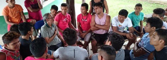 Curso de manejo de açaizal nativo fomenta atividade na Resex Mapuá