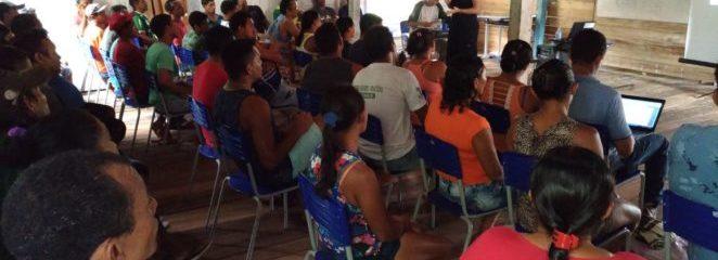 Projeto Florestas Comunitárias movimenta Unidades de Conservação no Marajó