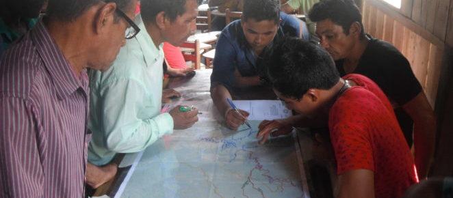 Mapeamento Socioprodutivo de castanhais aponta riqueza produtiva da Resex Ituxi (AM)